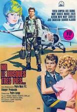 NO LE BUSQUES TRES PIES... Movie POSTER 11x17 Spanish Mary Carrillo Axel Darna