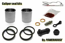 Kawasaki KDX250 D 91-95 front brake caliper piston & seal repair kit set 1995