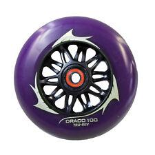 100mm Inline Skate Wheels for fitness & speed