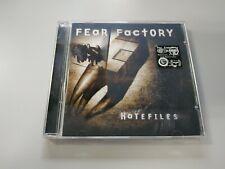 0720- FEAR FACTORY HATEFILES CD ( DISCO EN BUEN ESTADO) LIQUIDACIÓN