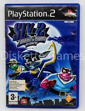 SLY 2 RACCOON LADRONES DE GUANTE BLANCO - PLAYSTATION 2 PS2 - PAL ESPAÑA