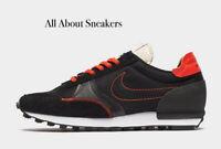 Nike Daybreak Type Grey Black Orange Men's Trainers All Sizes Limited Stock