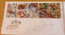 """FDC (First Day Cover) Signed Lionel Blair, """"Dancer"""""""