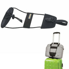 Travelon Bag Bungee Luggage Add A Bag Strap Travel Suitcase Attachment System !