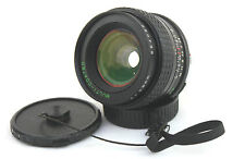 OLYMPUS OM Fit MAKINON 1:2.8 F=28mm Wide Angle Lens (854095)