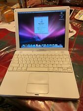 "Apple iBook A1054 12.1"" Laptop - M9426Ll/A (April, 2004)"