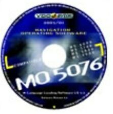 VDO Dayton MO5076  Betriebssoftware CD für Navigationgerät MS5100 MS6000