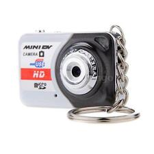 X6 Mini HD High Denifition Digital Camera Mini DV Support 32GB TF Card with Mic