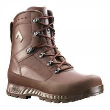 BRITISH ARMY ISSUE MTP GORE-TEX HAIX BOOTS - BROWN - UK SIZE 8
