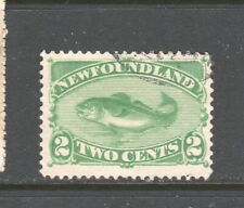 NEWFOUNDLAND #46 COD     USED