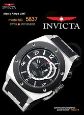 INVICTA MEN'S FORCE GMT 300 FT SWISS EDITION COLLECTION WATCH 5837