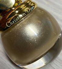 Dior nail polish 312 gold diorific limited holiday 2013