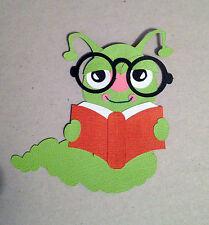 Scrapbooking - card making - craft - embellishment - bookworm