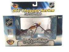 NHL Atlanta Thrashers OCC Motorcycle 1:18 Scale Diecast New In Box