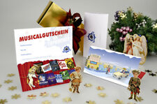 KINKY BOOTS Hamburg - 2 MUSICAL TICKETS PK 3 / Gutschein zu Weihnachten / Karten
