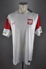 Polen Trikot Nike Gr. XL / XXL Poland weiß Home Shirt WM 2010 Neu
