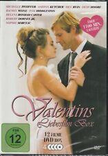 Valentins Liebesfilm Box, 4 DVDs, 12 Filme (NEU/OVP)