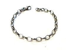 Bijou argent 925 bracelet pour breloques idéal pour cadeau
