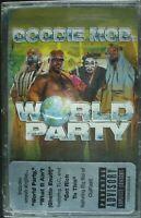 "GOODIE MOB ""WORLD PARTY"" BIG BOI 1999 CASSETTE TAPE *SEALED* *RARE* RAP/HIP HOP"