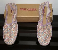 Pare Gabia France Espadrilles Vp Liberty Multicolore Floral