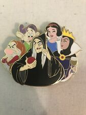Evil Queen Snow White Fantasy Cluster Pin LE 50
