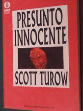 Presunto innocente di scott turow - crime story
