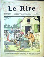 Le RIRE N° 49 du 12 Octobre  1895