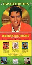 CD Elvis PRESLEY Elvis' Golden Records, Vol. 4 (1968) - Mini LP REPLICA - 14-tr