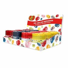 Jelly Belly Mixed Gel Can Air Freshener - CDU of 12 (15580A)