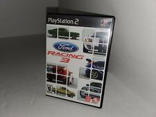 FORD Racing 3 Game - Playstation 2 PS2 Complete & Tested USA NTSC P41