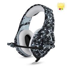 ONIKUMA K1 Gaming Headset Mic Headphones for PC Laptop PS4 Slim Pro Xbox One S X