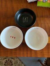 Rae Dunn by Magenta LL SCRUMPTIOUS Pasta Bowl