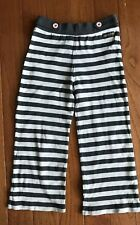 Matilda Jane Smooth Sailing Straightees Gray Striped 8
