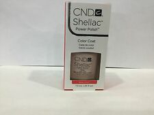 CND Shellac Power Polish Gel Color Coat Full Collection List A