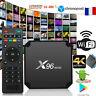 Boitier X96 Mini ANDROID 9 IP&TV SMART BOX 4K Ultra HD WiFi - Livraison RAPIDE