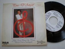 PINO D'ANGIO Julius Caesar Plum Gâteau Dance SPAIN PROM0 45 1982 NM