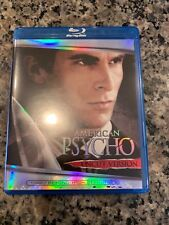 American Psycho Unrated Version Blu Ray Like New!