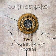 Whitesnake 1987 30th Anniversary Re-master CD 2017
