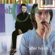 """Cd david bowie rare """"after hours"""""""