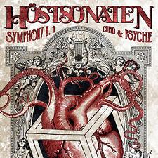HOSTSONATEN / FABIO ZUFFANTI Symphony N. 1 - Cupid & Psyche CD italian prog