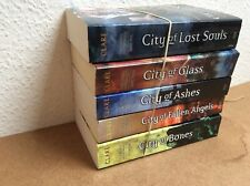 Mortal Instruments Collection - 5 Books (Paperback) set by Cassandra Clare