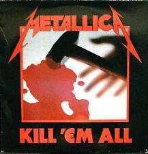 Metallica - Kill 'em All (Music for Nations   Original   Vinyl)