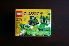 LEGO Classic Green Creativity Box 10708 NEW & SEALED Building Kit
