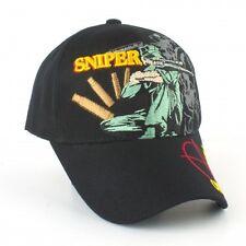 SNIPER Ball Cap US Marine Corps Navy Seals Army 11B B4 Police USMC 0317 8541 Hat