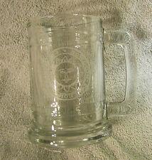Bowdoin College Polar Bears 5 Inch Glass Beer Mug Stein Sun Seal