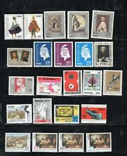 PERU STAMPS CANCELED USED & MINT HINGED  LOT   RS19860