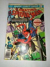 Amazing  Spiderman # 161 in great condition Comic book Classic Marvel Vintage