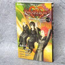 KINGDOM HEARTS 358/2 Days 1 The 14th Novel Japan SHIRO AMANO Book SE44*