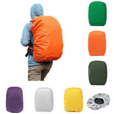 Backpack Rain Cover Waterproof Rucksack Bag Covers For Cycling Hiking Camping