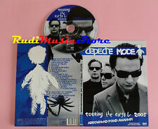 DVD DEPECHE MODE Touring the angel 2005 DIGIPACK usa SILVER mc lp vhs cd(DM1)